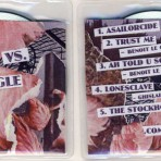 Trout vs Eagle w/ remixes by POIRIER & BENOIT LE GENTIL PANDA (Mini-CD)